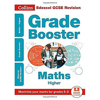 Collins GCSE Revision and Practice - New Curriculum - Edexcel GCSE Maths Higher Grade Booster for grades 5-9