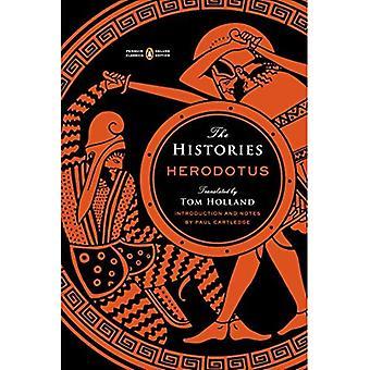 The Histories: (Penguin Classics Deluxe Edition-RoughCut) (Penguin Classics Deluxe Editions)