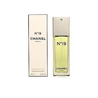 Chanel Nº 19 Edt Spray 100 Ml för kvinnor