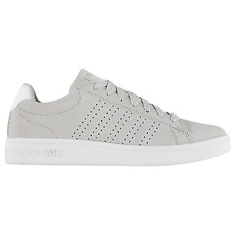 K Swiss Mens Court Casper Trainers