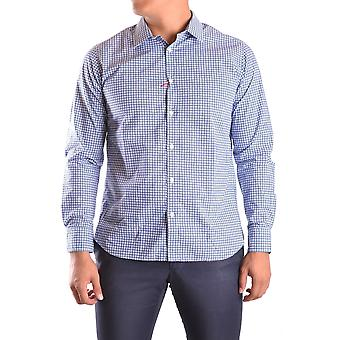 Altea Ezbc048017 Men's Light Blue Cotton Shirt