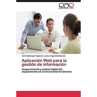 Aplicacion ウェブパララ Gestion デ Informacion バイマイヨール Vigueras ジョエル
