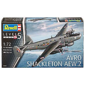 Revell 1:72 Avro Shackleton Mk.2 AEW