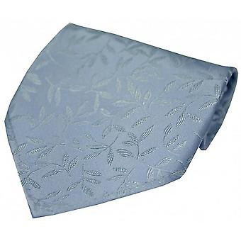 David Van Hagen Leaf Jacquard Silk Handkerchief - Wine