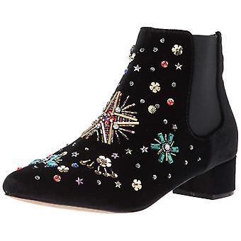 بيتسي جونسون المرأة جاكس النسيج وأشار الأحذية أزياء الكاحل القدمين