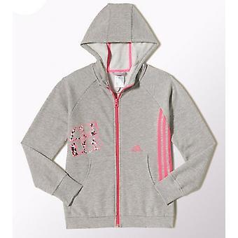 Adidas dojčenské holky LG RI plné zips Hoodie-M66845