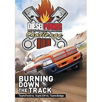Diesel Power Challenge III [DVD] USA import