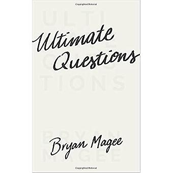 Ultimate Questions by Bryan Magee - 9780691178127 Book