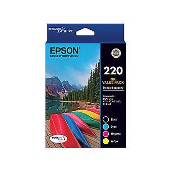 Pacchetto valore inchiostro Epson 220 4