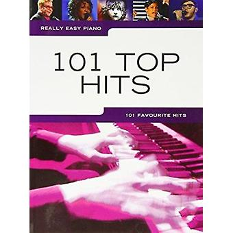 Really Easy Piano - 101 Top Hits - 9781783055647 Book