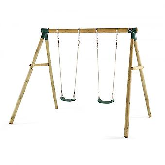 Plomme Marmoset tre hage Swing Set