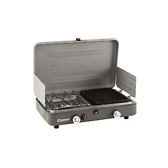 Outwell Jimbu Stove 3500W Burner and 1500W Grill Cooker