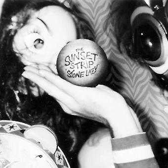 Sunset Strip - Stone Lazy [CD] USA import