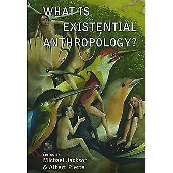 Ce qui est anthropologie existentielle?