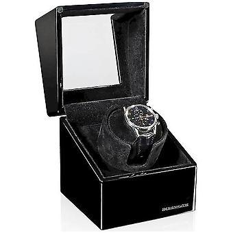 Design Hut - Watch wincher San Diego 1 - Black / Black - 70005/18