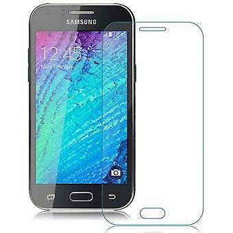 iCoverCase | Samsung Galaxy J5 | 2- Pack Bildschirmschutz gehärtetes Glas