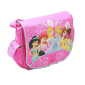 Messenger Bag - Disney - Princess - 5 Princess School Book Bag 49823