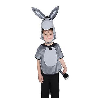 Donkey Tabard Hood & Tail