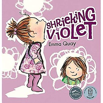 Violet hurlant