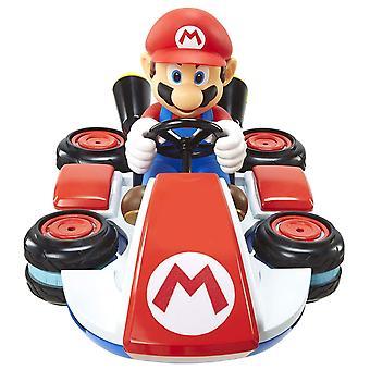Nintendo - Mario Mini RC Racer Toy