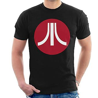 Atari Circle Logo Men's T-Shirt