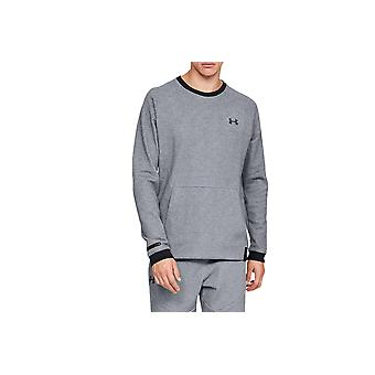 Under Armour Unstoppable 2X Knit Crew 1329712-035 Mens sweatshirt