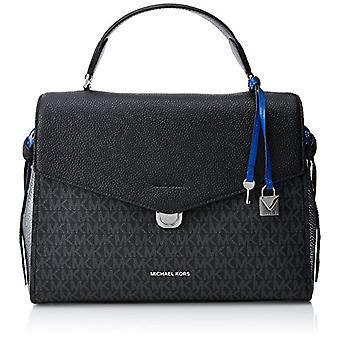 Michael Kors Lenox Black Women's Shoulder Bag 34x24x13 cm (W x H x L)