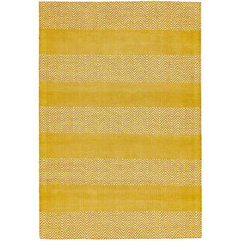 Ives Rugs In Yellow