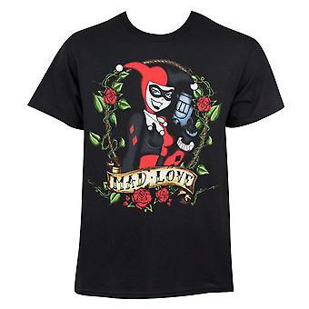 Harley Quinn Mad Love Tee Shirt