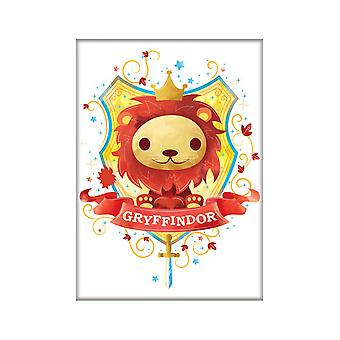 Harry Potter Gryffindor Cartoon Magnet