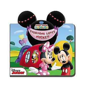 Mickey Mouse Clubhouse Everyone Loves Mickey by Disney Book Group - 9