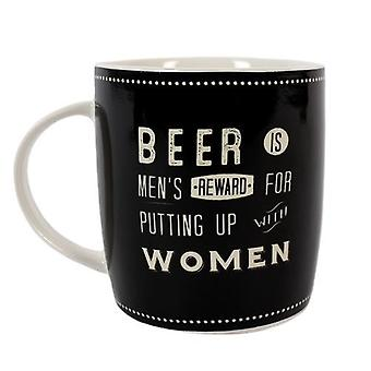 Retro Beer Mug in Gift Box