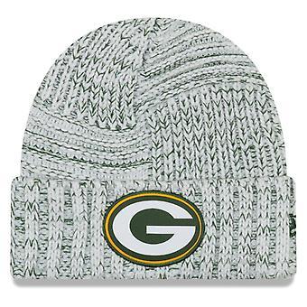 New Era Sideline 2019 Women's Knit Hat - Green Bay Packers