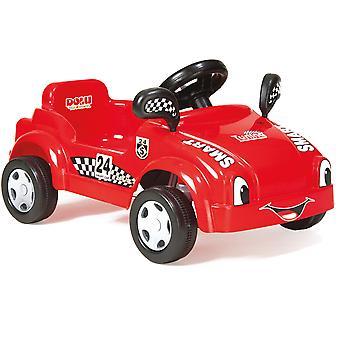 Dolu Mon premier tour de pédale sur la voiture rouge