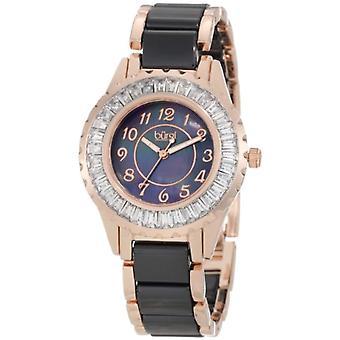 Burgi Clock Woman Ref. BUR066BKR