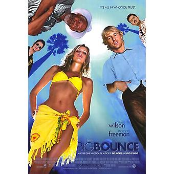 2004: The Big Bounce (Double Sided International) Original Cinema Poster