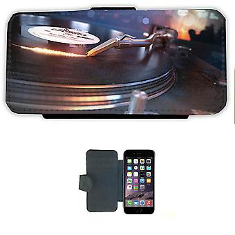 Dj Decks iPhone 6 wallet case case Picture wallet shell