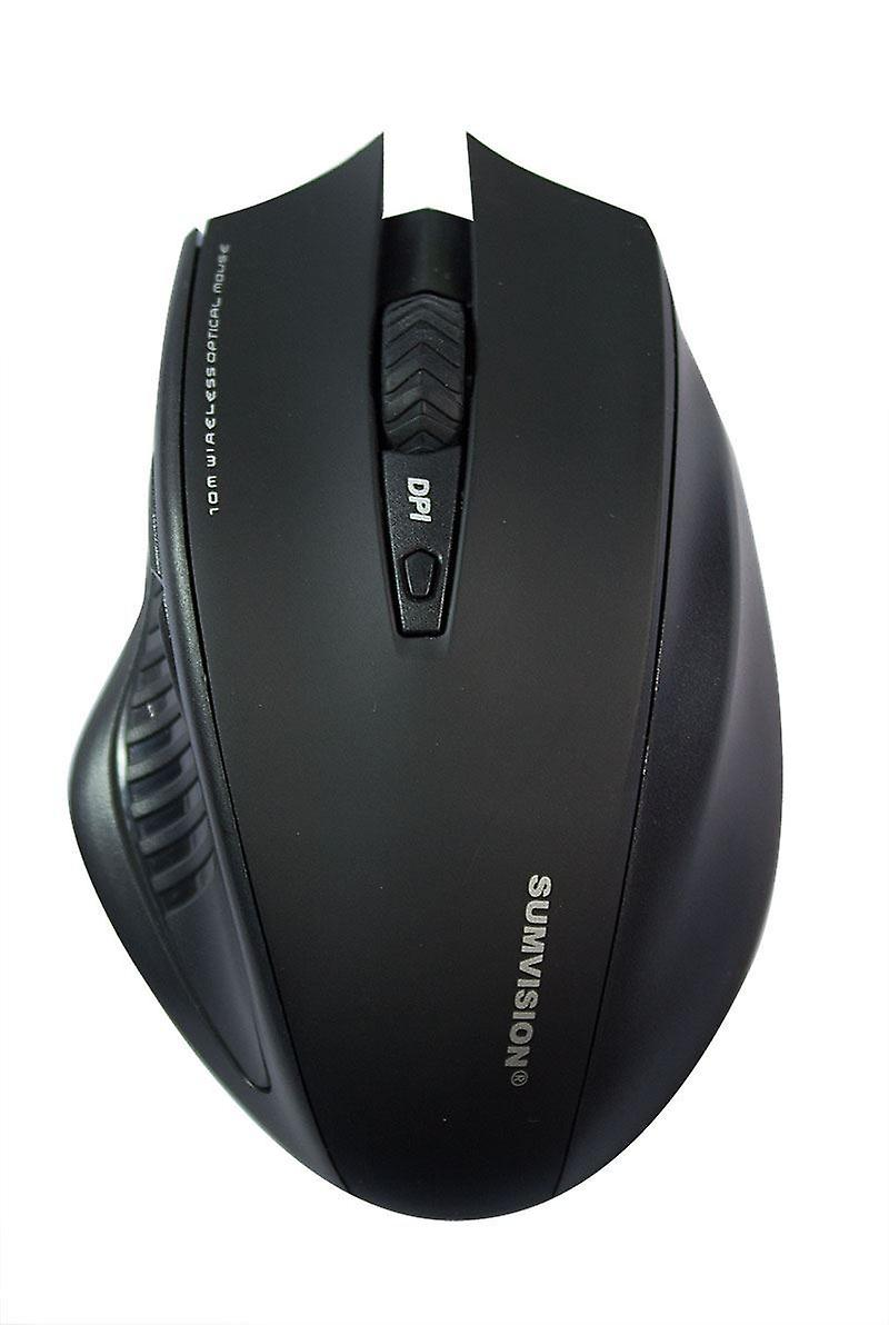 Amber HX Wireless Mouse with USB Dongle