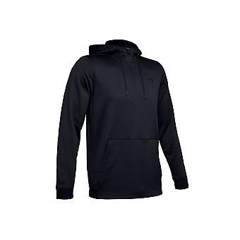 Under Armour Fleece 1/2 Zip Hoodie 1329808-002 Mens sweatshirt