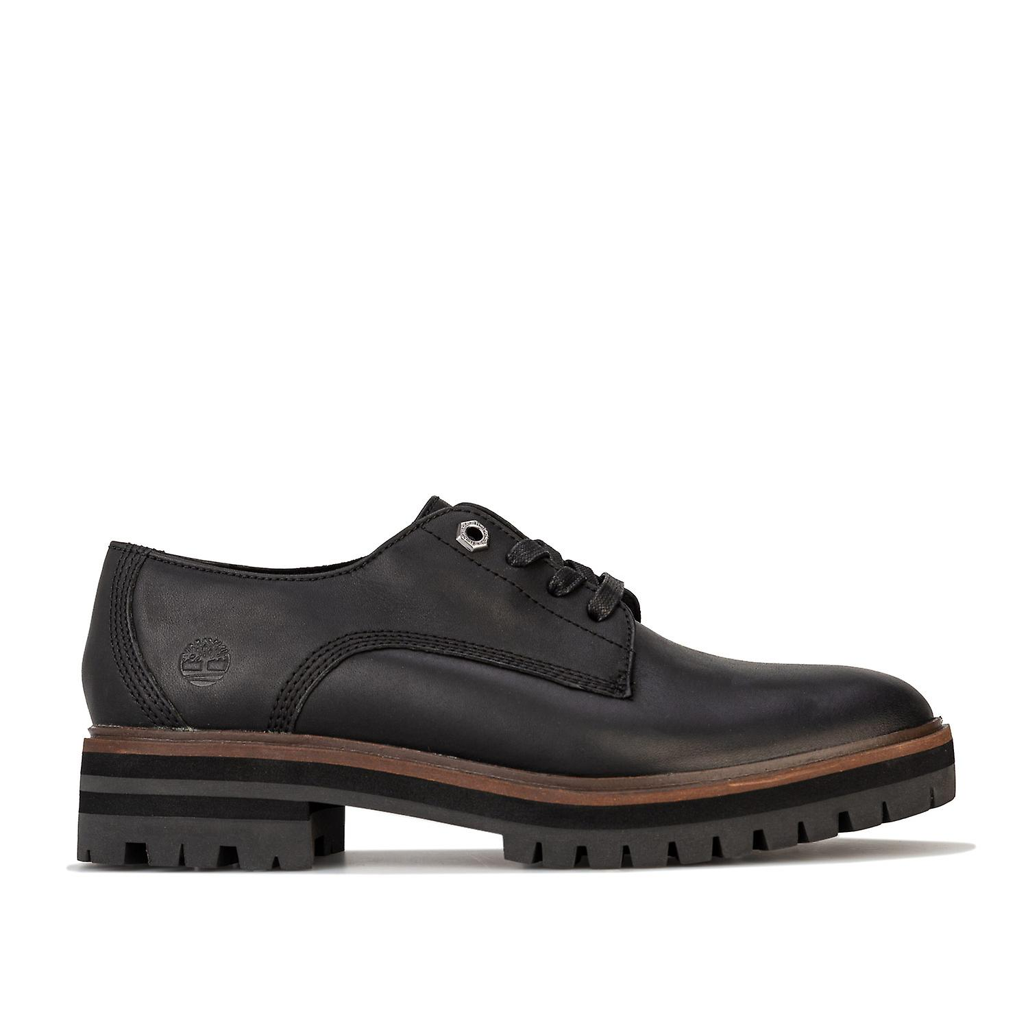 London Schuhe Jet In Womens Black Square Timberland Oxford PZuOiXkT