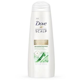 Dove Dermacare Scalp Anti-Dandruff Shampoo & balsam uppfriskande mynta