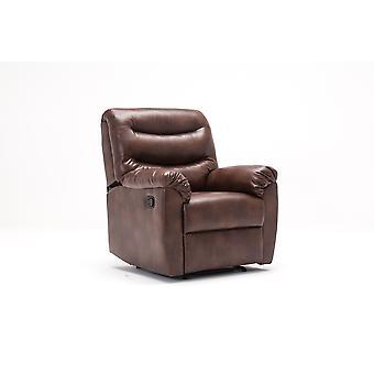 Sedia reclinabile Regency - Pelle finta