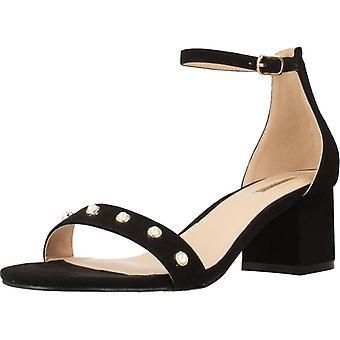Different Sandals 64 8527 Color Black