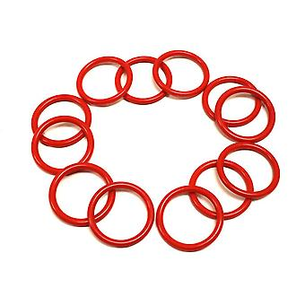 "12 pack kleine ring toss ringen met 2.125 ""in diameter"