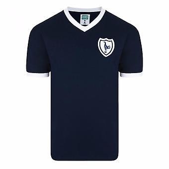 Tottenham Hotspur FC ufficiale Mens 1962 n. 8 Design t-shirt