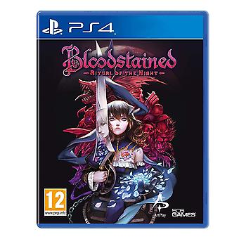 Jeu de Bloodstained Ritual of the Night PS4