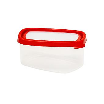 Wham Storage 6.02 Seal It 1.1 Litre Rectangular Airtight Plastic Food Box