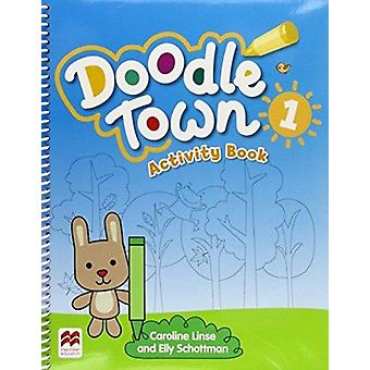 Doodle Town Level 1 Activity Book by Caroline Linse