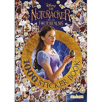 Nutcracker and the Four Realms 1000 Sticker Book