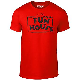 Men's fun house t-shirt
